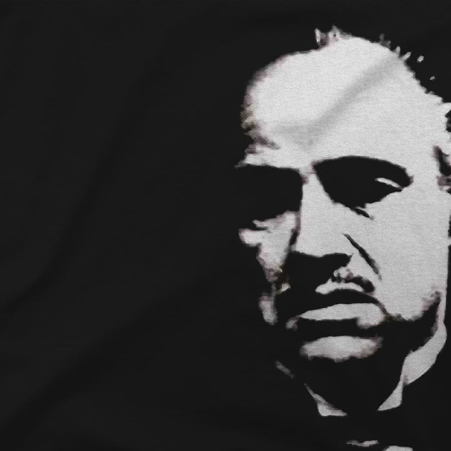 The Godfather 1972 Movie Don Corleone T-Shirt - [variant_title] by Art-O-Rama