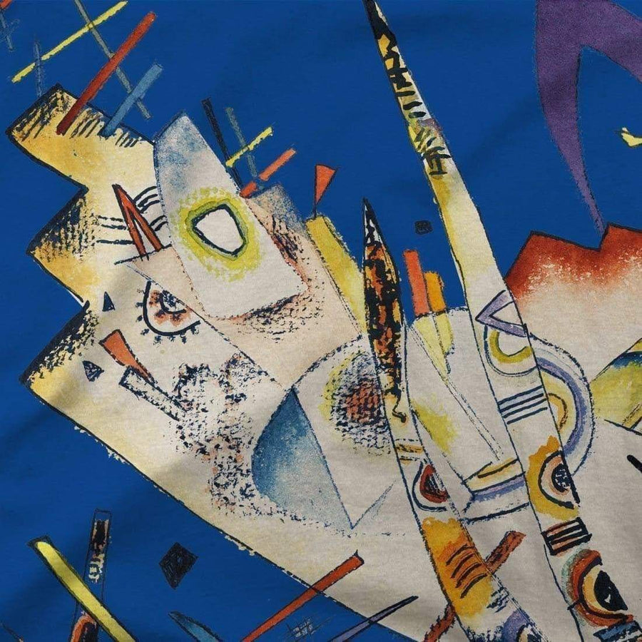 Wassily Kandinsky Untitled 1922, Artwork T-Shirt - [variant_title] by Art-O-Rama