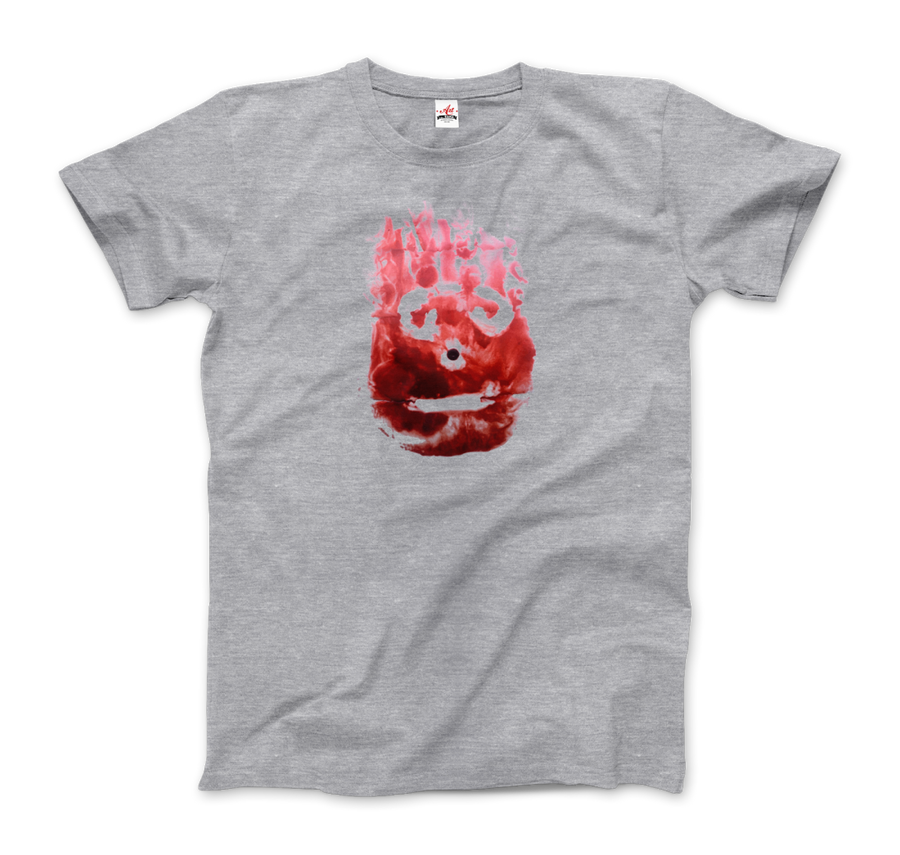 Wilson the Volleyball, from Cast Away Movie T-Shirt - Men / Heather Grey / Small by Art-O-Rama