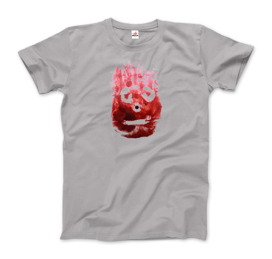 Wilson the Volleyball, from Cast Away Movie T-Shirt - Men / Silver / Small by Art-O-Rama