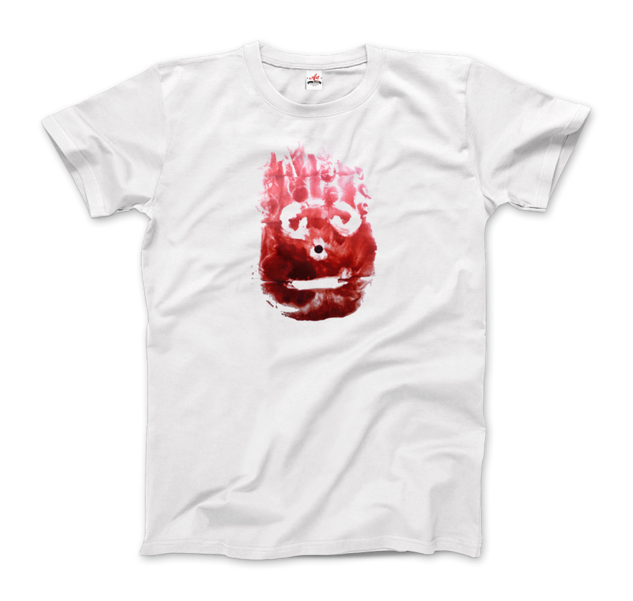 Wilson the Volleyball, from Cast Away Movie T-Shirt - Men / White / Small by Art-O-Rama
