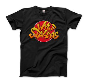 Wyld Stallyns Rock Band from Bill & Ted's Excellent Adventure T-Shirt - Art-O-Rama