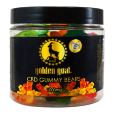 Golden Goat Gummies 1000mg NO SUGAR - ESWSupply