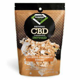 Diamond CBD Crystal Crumble Dabs 250mg - ESWSupply
