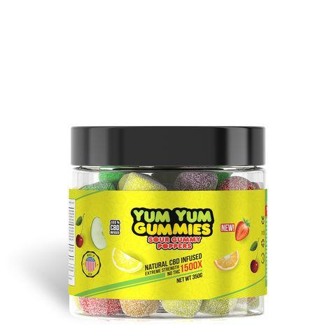 DiamondCBD Yum Yum Gummies - ESWSupply