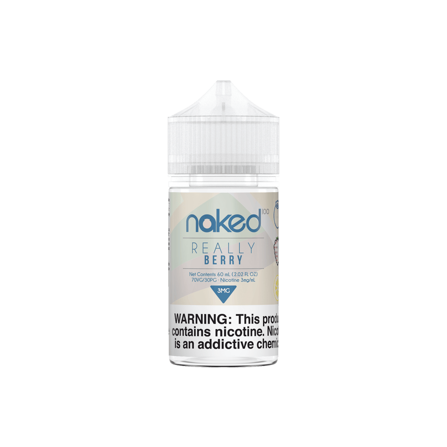 Very Berry by Naked 100 E-liquid - 60ml - ESWSupply