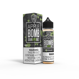 APPLE BOMB BY VGOD 60ML - Ohm City Vapes