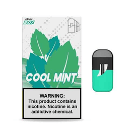 COOL MINT SKOL PODS - Ohm City Vapes
