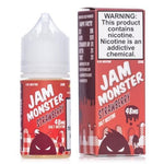 Strawberry Salt nic by Jam Monster Salts - 30ml - Ohm City Vapes