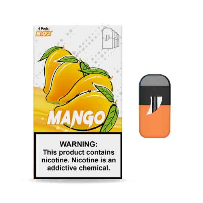 Mango Skol Pods - Ohm City Vapes