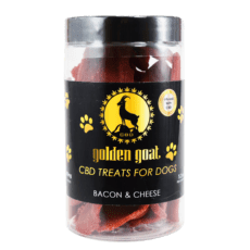 Golden Goat Pet Treats Bacon & Cheese - ESWSupply
