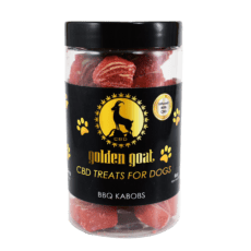 Golden Goat Pet Treats BBQ Kabobs - ESWSupply