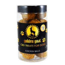 Golden Goat Pet Treats Chicken Balls - ESWSupply