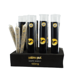 Golden Goat CBD Doobie White Widow 100mg - ESWSupply