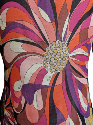Pucci 70s Cotton Print Shirt 4 of 5