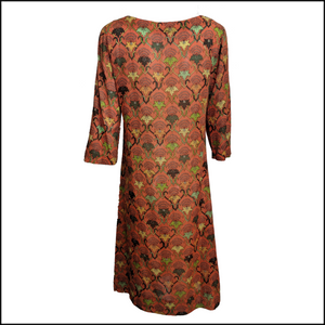 60 Pucci Cotton Batiste Print Shift Dress  1 of 5