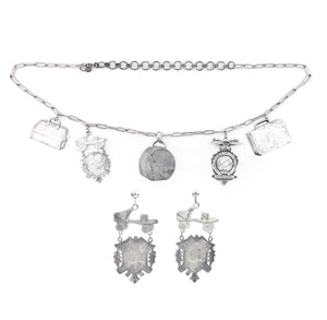 Vintage Victorian Two-Piece Jewelry Set