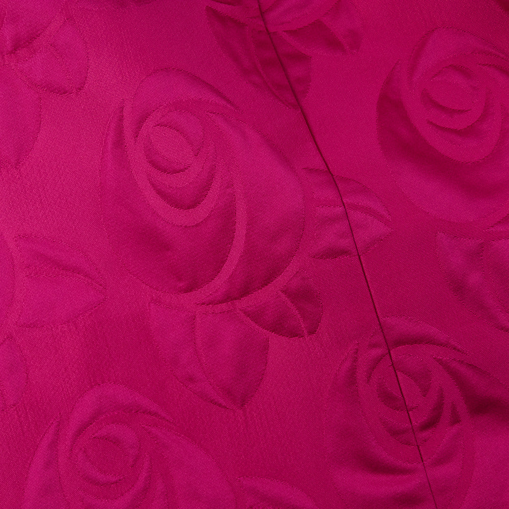 CHANEL Couture Mid-Century Fuschia Ensemble, detail 1