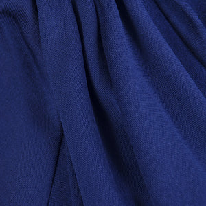 Vintage BLASS 70s Jersey Halter Dress, detail 1