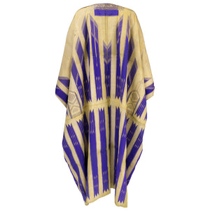 Vintage 19th Cent/20th Cent Syrian Caftan, back