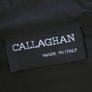 Vintage CALLAGHAN 90s Beaded Blouse & Vest, label