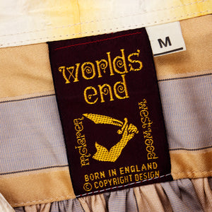 Vintage WESTWOOD 80s Worlds End Pirate Shirt, label