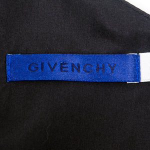 Givenchy 2000s Silky Black Asymmetrical Party Dress  LABEL 5 of 5