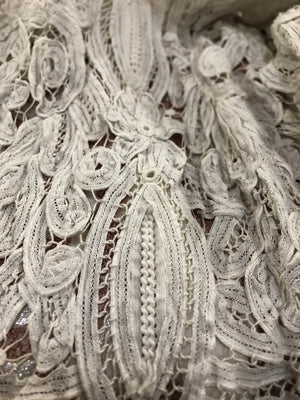 Edwardian Tape Lace Jacket DETAIL 4 of 4