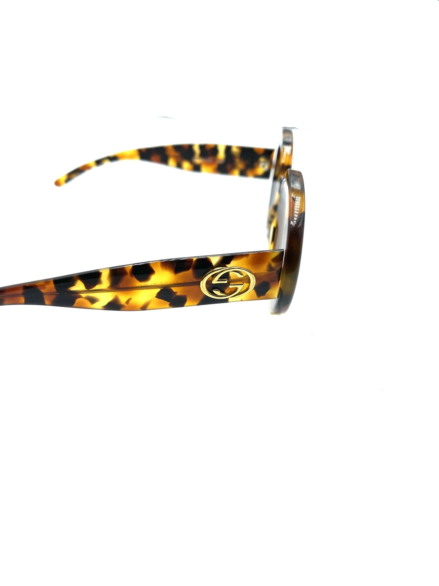 Gucci 90s Tortoiseshell Sunglasses LOGO 3 of 6