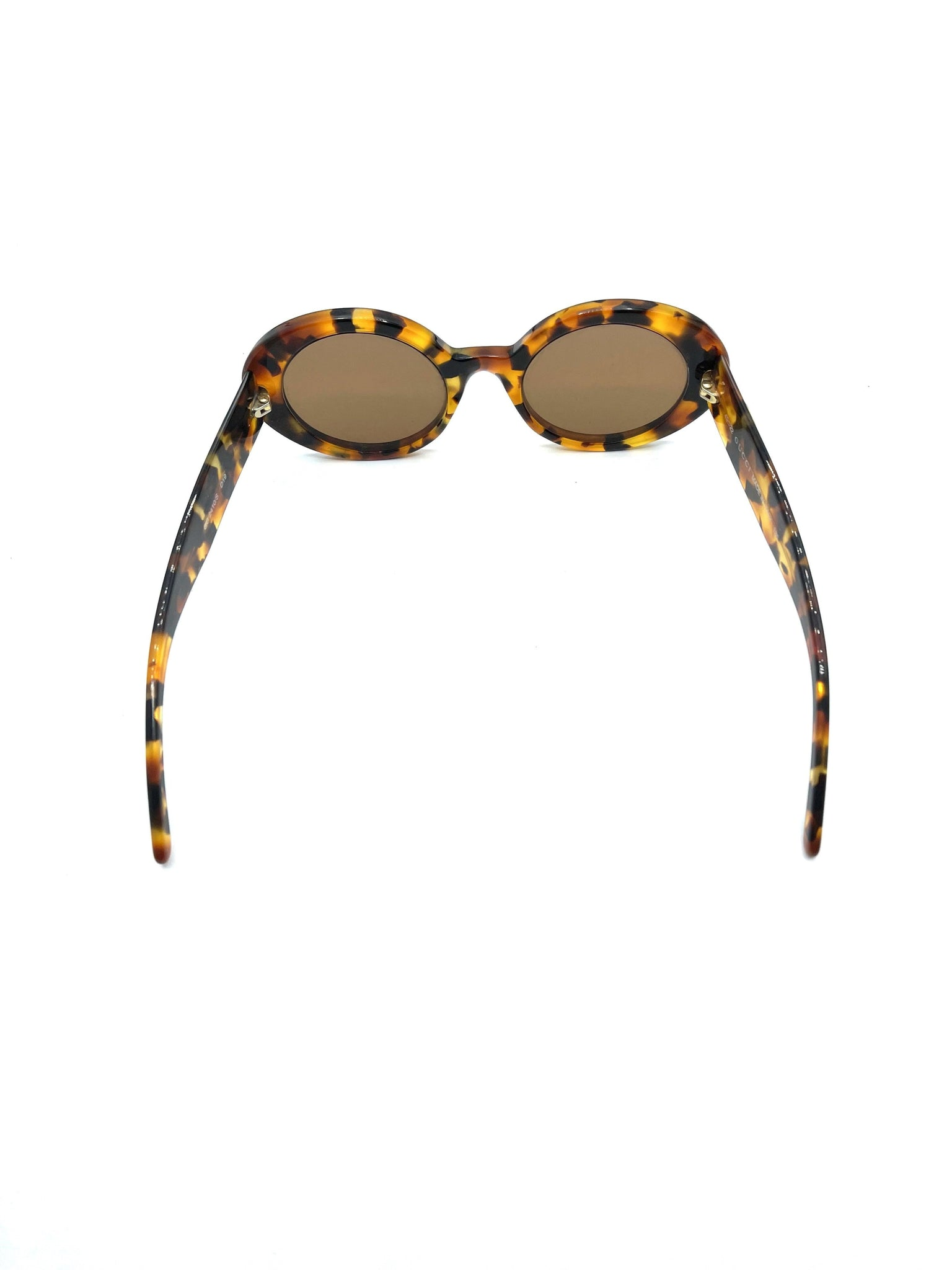 Gucci 90s Tortoiseshell Sunglasses REAR 4 of 6