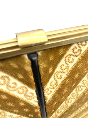 Tano 70s Brocade Shoulder Bag CLASP 4 of 6