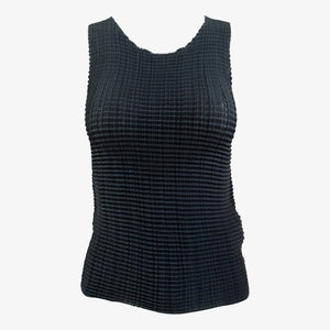 Issey Miyake Pleats Please Tank Top  FRONT 1 of 4