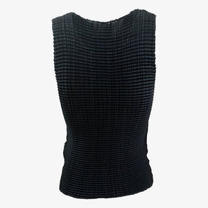 Issey Miyake Pleats Please Tank Top  BACK 2 of 4