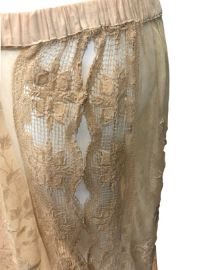 1920s Two Piece Lace and Crochet Ensemble  5 of 7