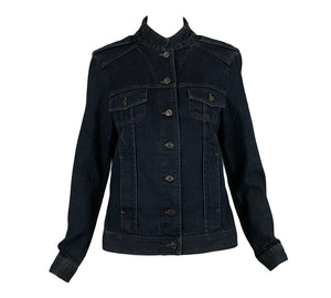 Tom Ford Era Gucci Denim Cut Jacket