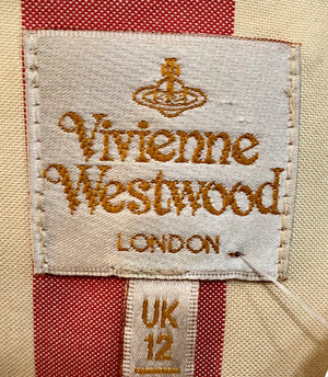 Vivienne Westwood  Gold Label Corset Dress Label 4 of 4