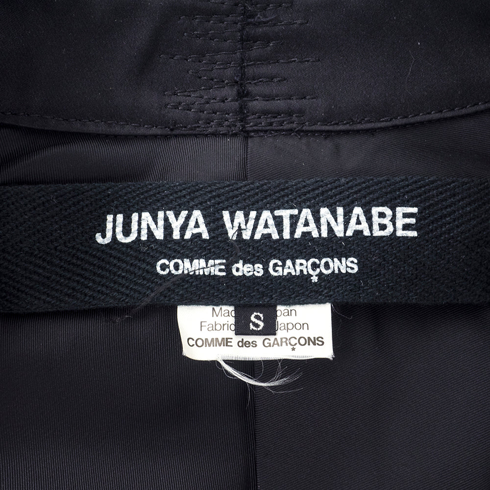 Junya Watanabe for Comme des Garçons Black Asymmetrical Ensemble  Label 5 of 7