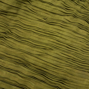 Vintage CONNOLLY 50s Deep Olive Green Evening Skirt, detail 2