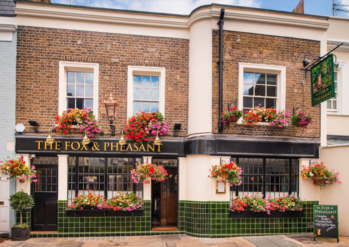 The Fox and Pheasant, Chelsea