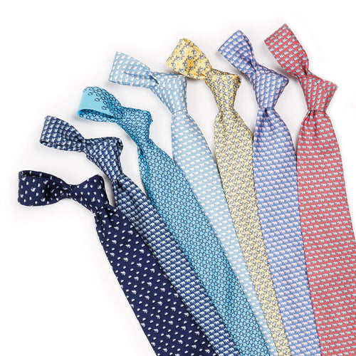 Printed ties - Beaufort & Blake