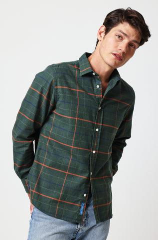 Berkeley Pine Check Shirt