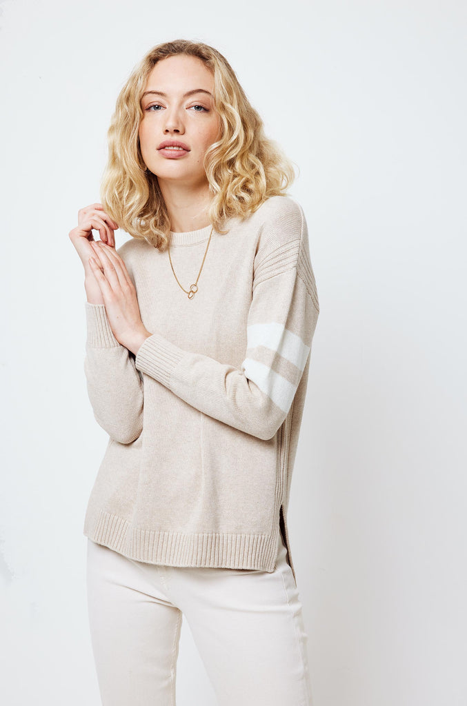Langton Almond Jumper