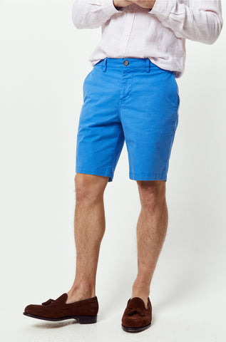 Brading Cornflower Chino Shorts