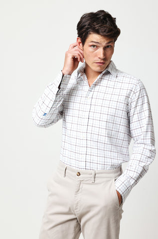 Deerhurst Port Tattersall Shirt