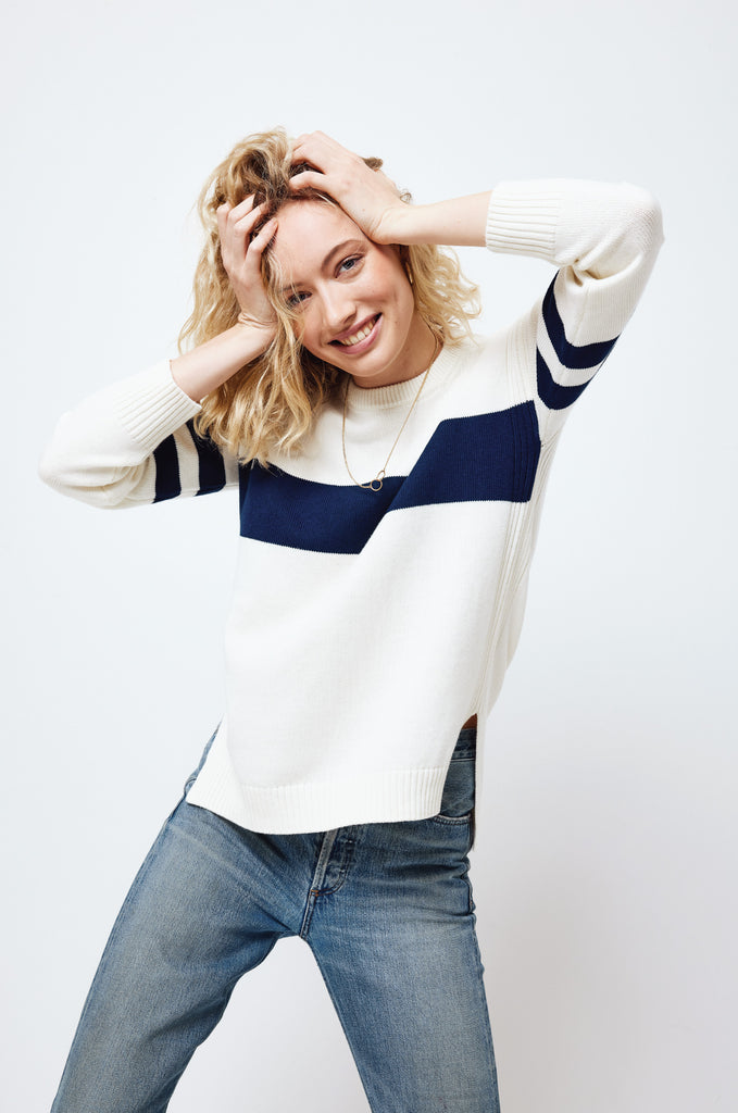 Chiswell Stripe Jumper