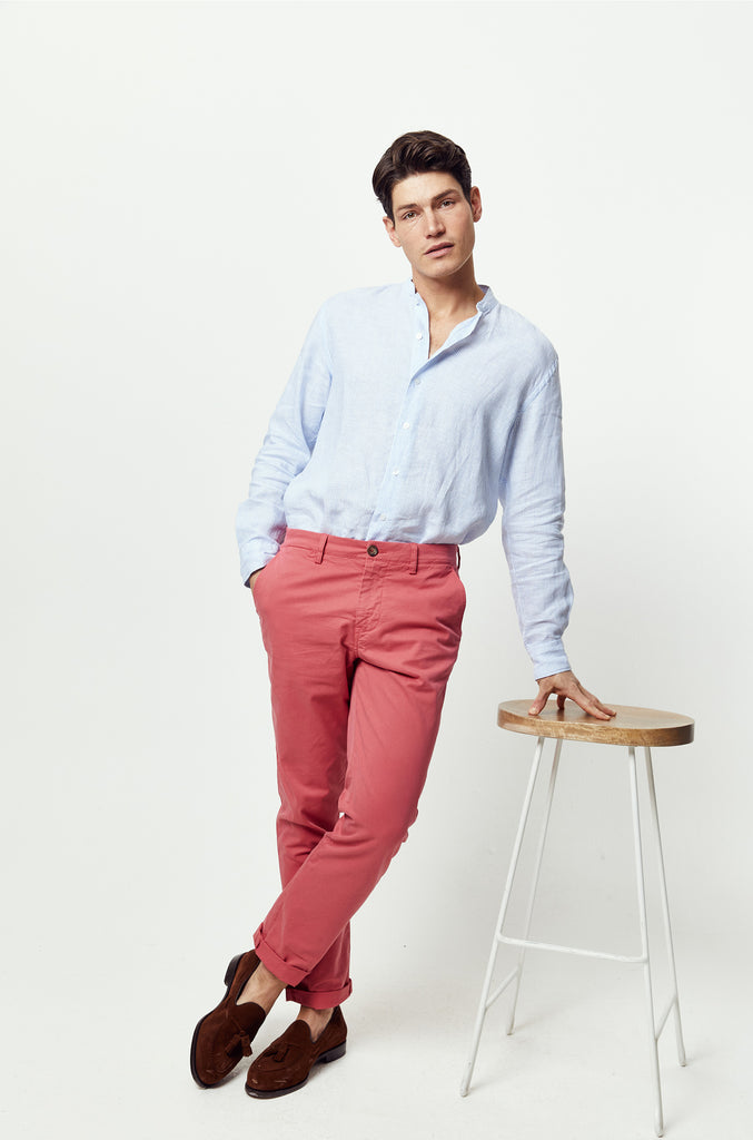 Seaview Coral Chinos