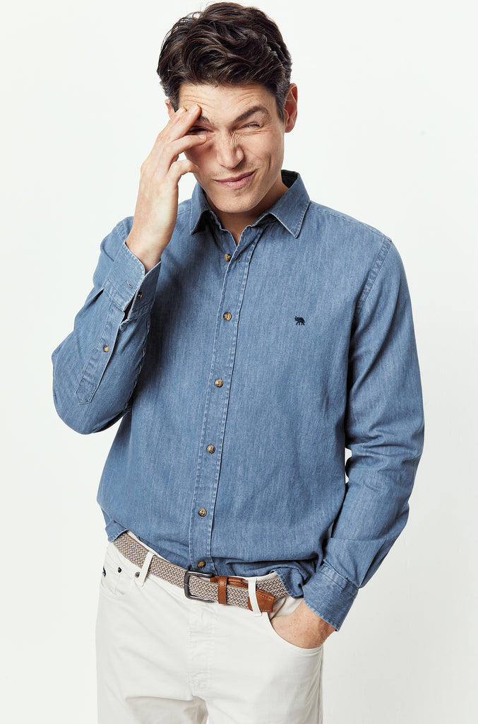 Culver Denim Shirt