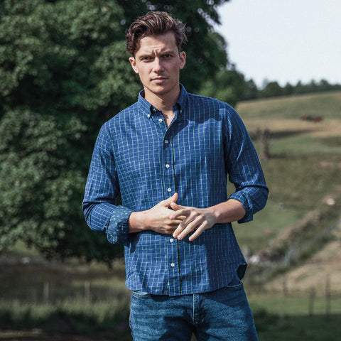 Esthwaite Washed Twill Shirt