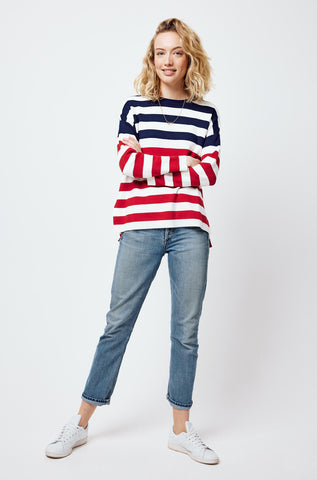 Purbeck Stripe Jumper