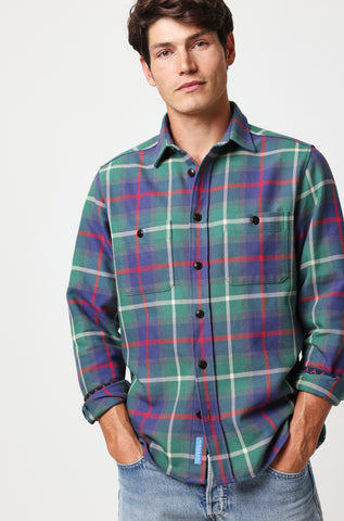Evenlode Vintage Check Shirt